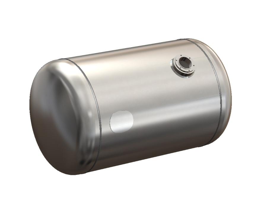 Der Zylindertank
