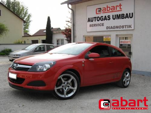 OPEL Astra-GTC-Turbo