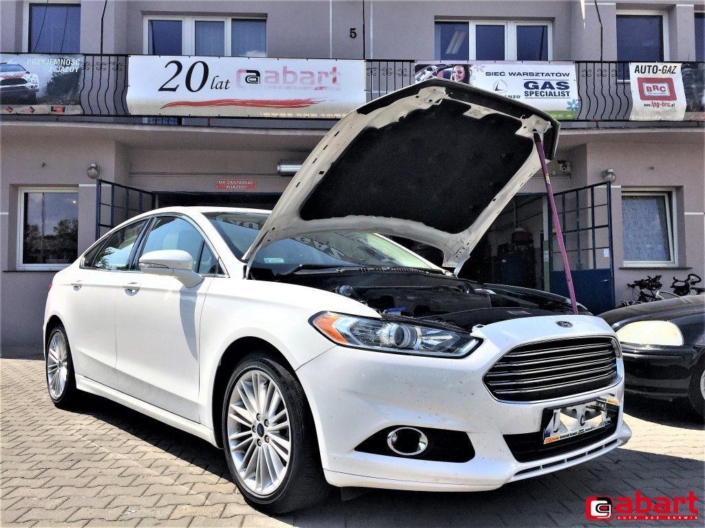 Ford Fusion 2,0T EcoBoost