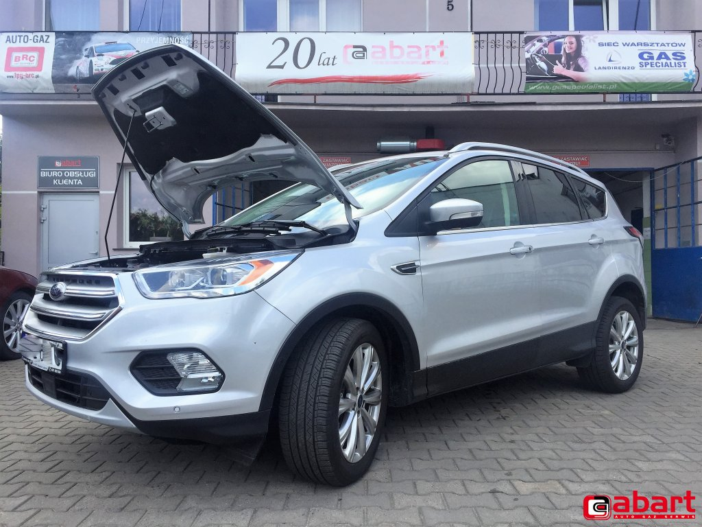 Ford Escape 2,0 ecoBoost