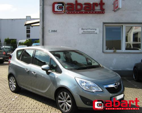 OPEL Meriva-B-1.4Turbo