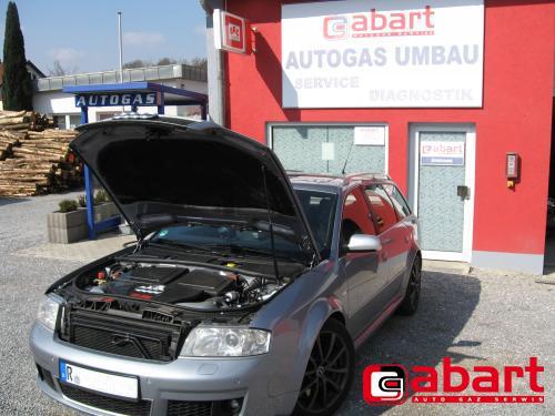 Audi RS6-Biturbo