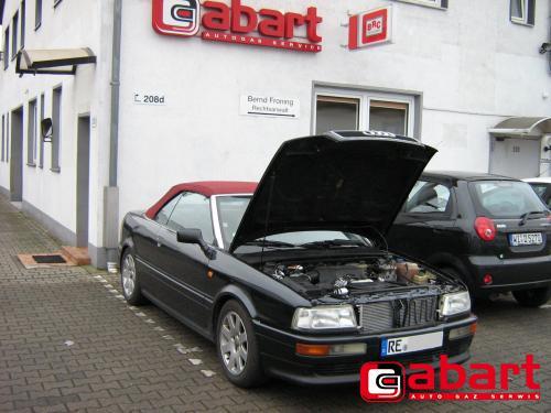 Audi Cabrio-2,6-V6