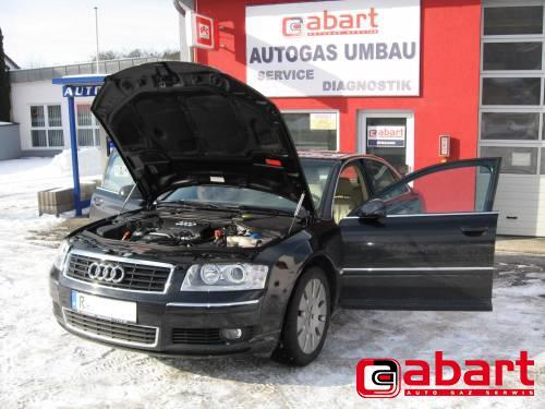 Audi A8-3,0-V6