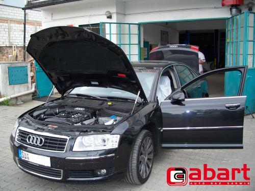 Audi A8-3,7-V8