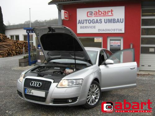 Audi A6-3,2-FSI