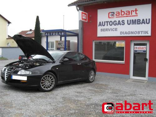 Alfa Romeo GT-3,2-V6