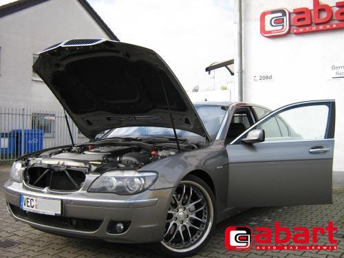BMW 750i-E65