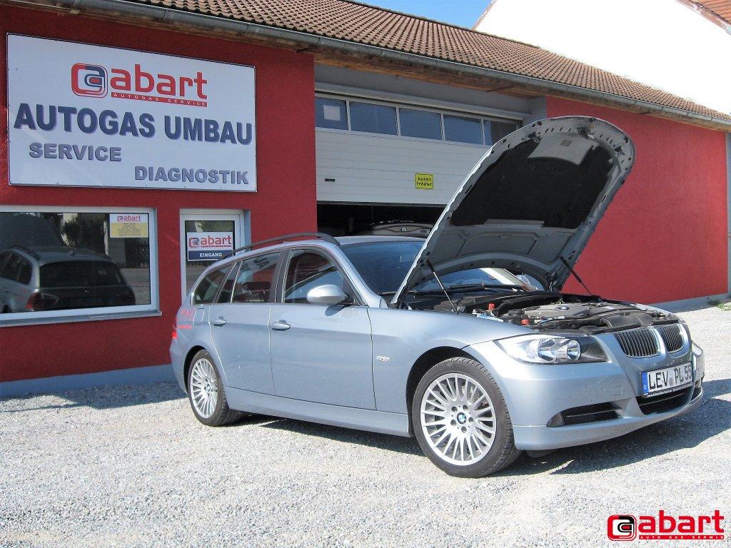 BMW 330i-Touring-E91