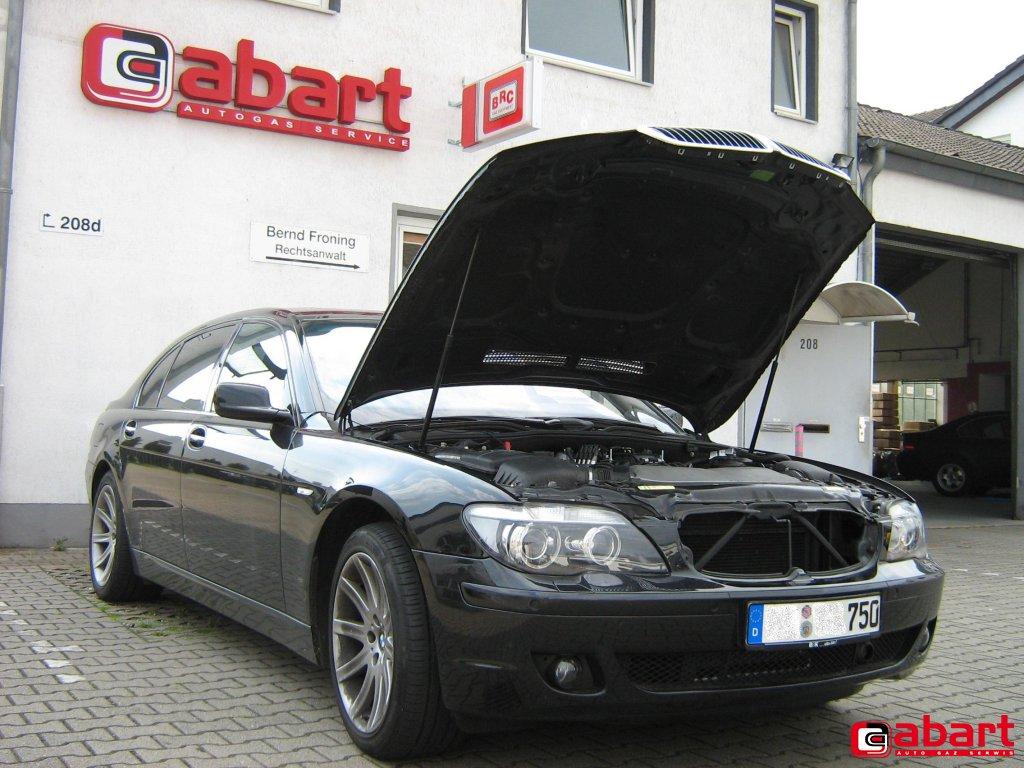 BMW 750Li-E66