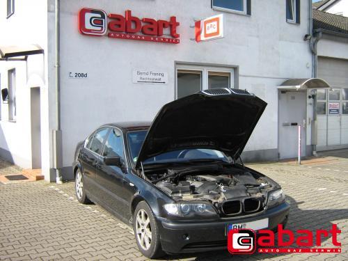 BMW 320i- E46