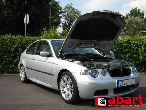 BMW 318ti-Compact