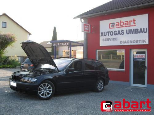 BMW 318i-E46-Touring