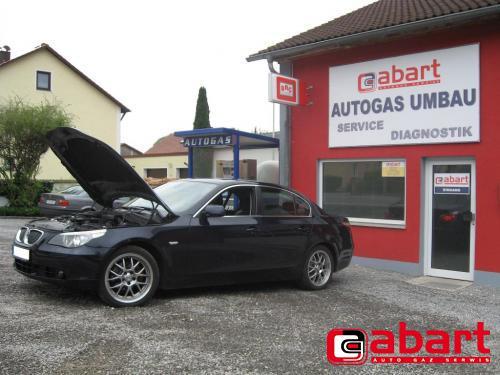 BMW 525i-E60