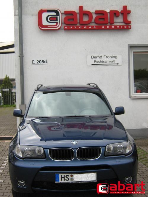 BMW X3-3,0i
