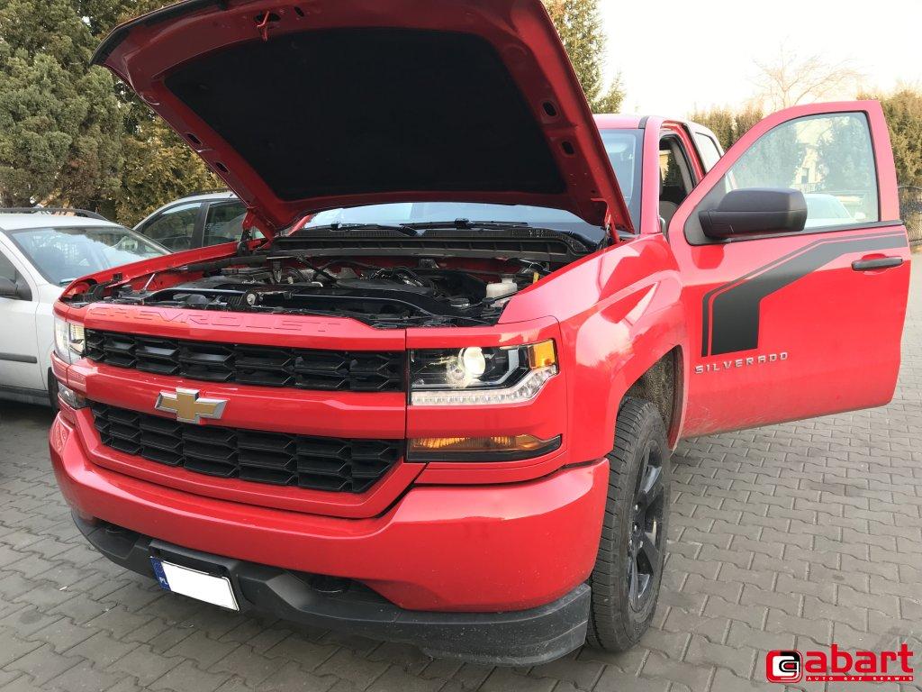 Chevrolet Silverado 1500 5,3