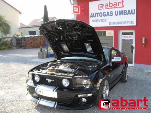 Ford Mustang-GT-V8