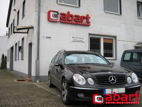 Mercedes-Benz E500-W211K