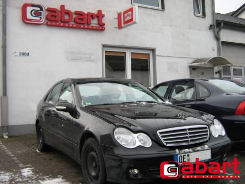 Mercedes-Benz C180-kompressor-W203