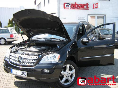 Mercedes-Benz ML-350-W164