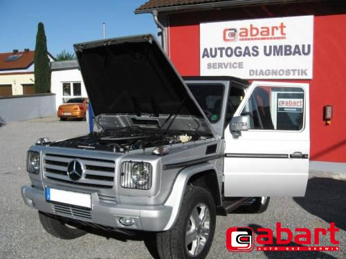 Mercedes-Benz G500-Cabrio