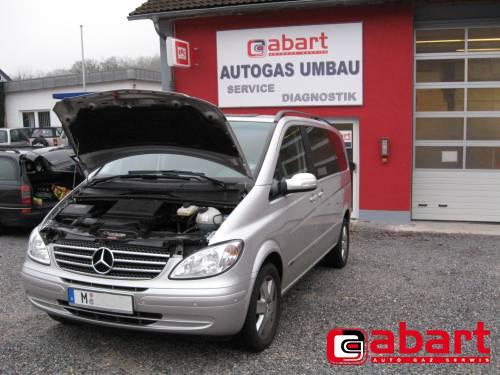Mercedes-Benz Viano-3,5-V6