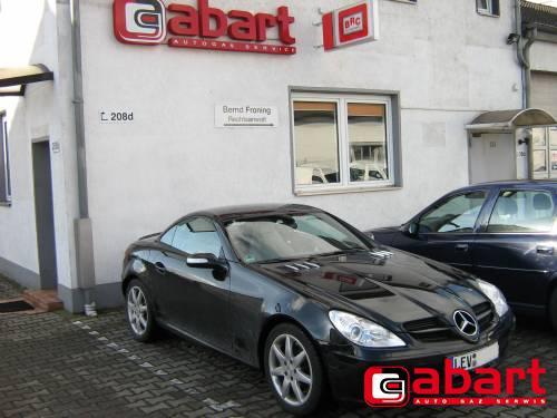 Mercedes-Benz SLK-350-R171