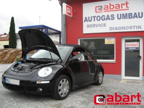 VOLKSWAGEN New-Beetle-Cabrio-2,0i