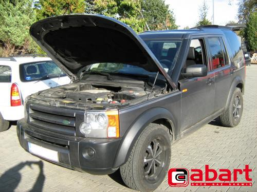 LAND ROVER Discovery-4,4-V8
