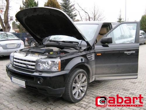 LAND ROVER Range-Rover-4,2-Supercharged